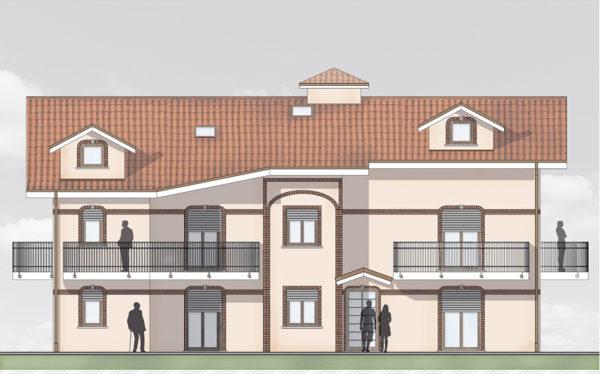 Edificio 6 unità residenziali