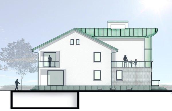 Villa unifamiliare: ristrutturazione con ampliamento
