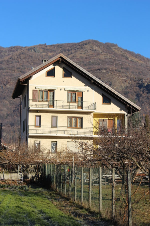 Rifacimento tetto in legno fabbricato residenziale plurifamiliare