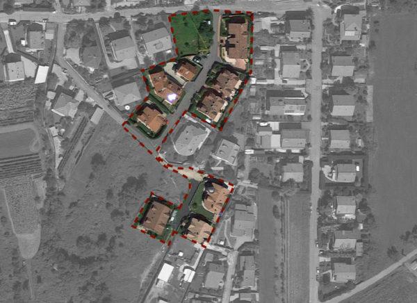 20 Unità immobiliari residenziali