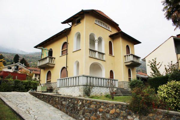 Ristrutturazione villa d'epoca